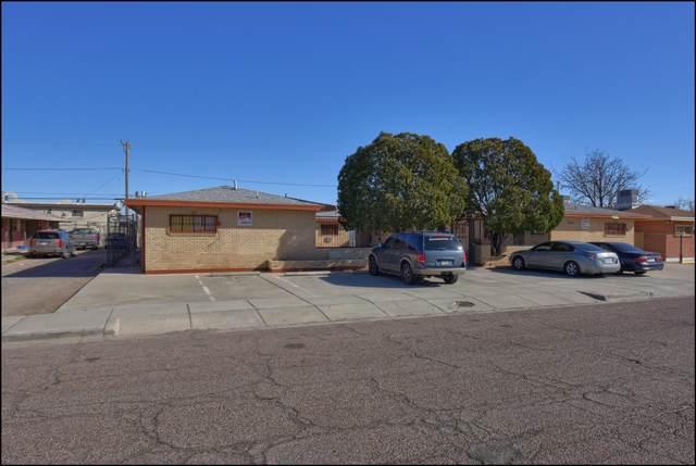 8718 Lawson Street, El Paso, TX 79904 (MLS #846730) :: The Matt Rice Group