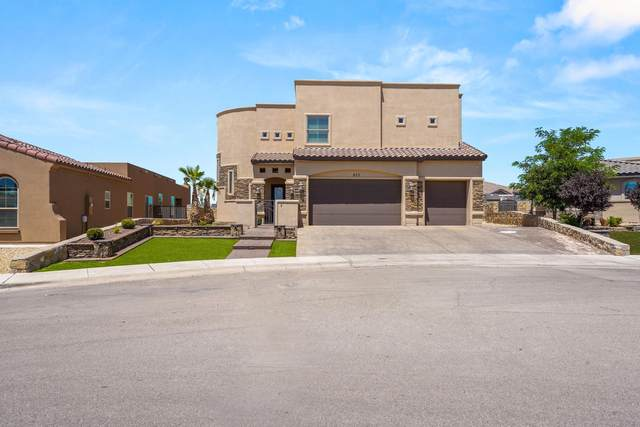 833 Lymington, El Paso, TX 79928 (MLS #846731) :: Mario Ayala Real Estate Group