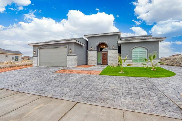14561 Tierra Resort Avenue, El Paso, TX 79938 (MLS #846733) :: Mario Ayala Real Estate Group