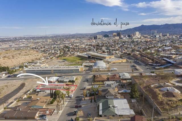 1608 Georgia Place, El Paso, TX 79902 (MLS #846740) :: The Matt Rice Group