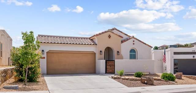 7272 Autumn Sage Drive, El Paso, TX 79911 (MLS #846752) :: Jackie Stevens Real Estate Group