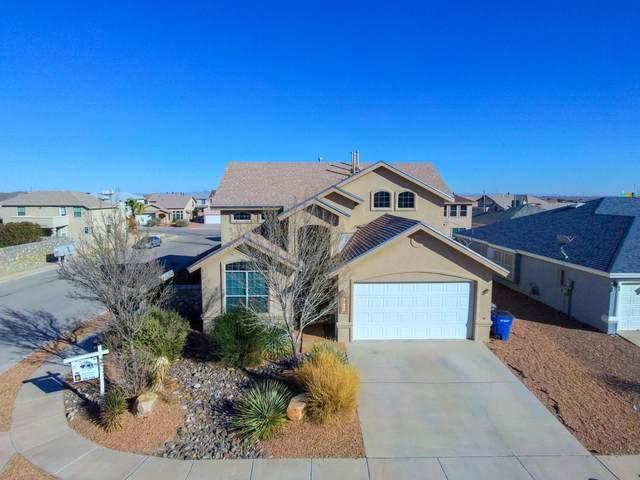 10898 Northview Drive, El Paso, TX 79934 (MLS #846756) :: The Matt Rice Group