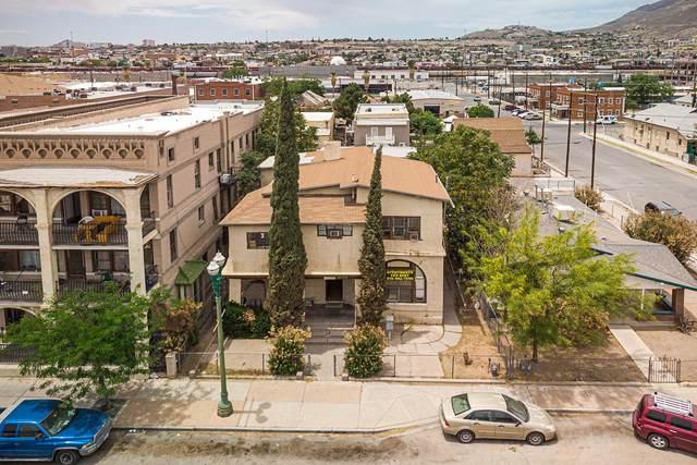 1025 Magoffin Avenue, El Paso, TX 79901 (MLS #846766) :: Preferred Closing Specialists