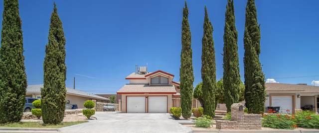 10579 Kinross Avenue, El Paso, TX 79925 (MLS #846776) :: The Matt Rice Group