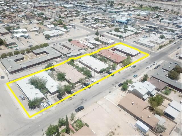 3801-3833 Harrison Avenue, El Paso, TX 79930 (MLS #846783) :: Preferred Closing Specialists