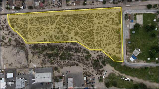 0 Anthony Pass Road, Anthony, TX 79821 (MLS #846785) :: Red Yucca Group