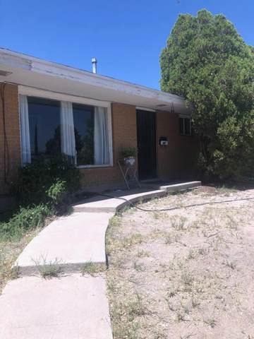 814 Galloway Drive, El Paso, TX 79902 (MLS #846789) :: Summus Realty