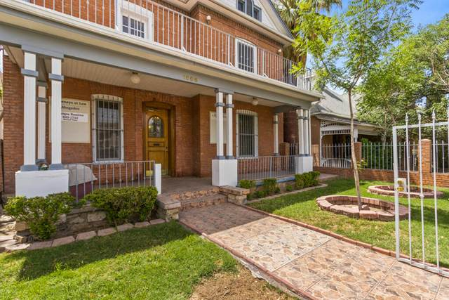 1006 Magoffin Avenue, El Paso, TX 79901 (MLS #846791) :: The Purple House Real Estate Group