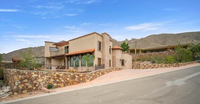 413 Lechugilla Court, El Paso, TX 79912 (MLS #846793) :: Red Yucca Group