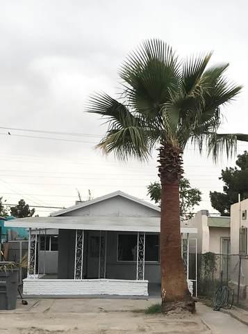 3320 Pera Avenue, El Paso, TX 79905 (MLS #846796) :: Summus Realty