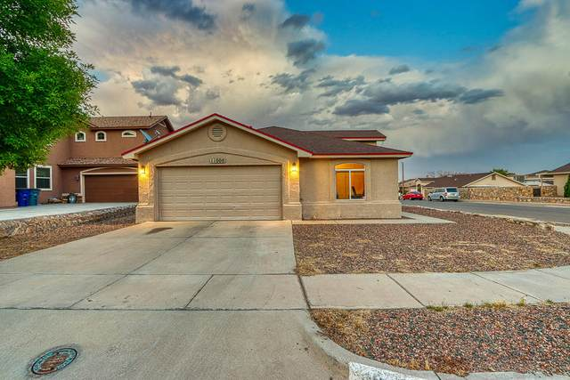11000 Bullseye Street, El Paso, TX 79934 (MLS #846808) :: Jackie Stevens Real Estate Group