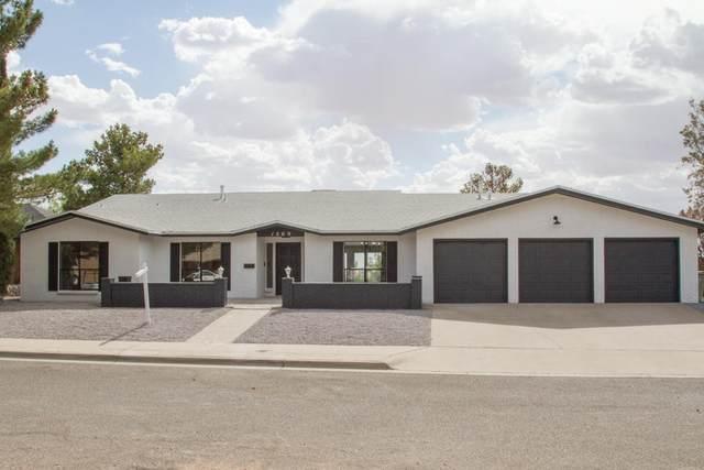 1209 Cerrito Bello Lane, El Paso, TX 79912 (MLS #846819) :: Jackie Stevens Real Estate Group