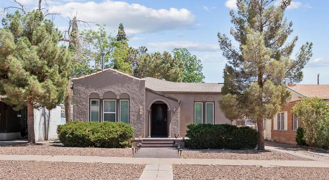 502 Cincinnati Avenue, El Paso, TX 79902 (MLS #846822) :: The Purple House Real Estate Group
