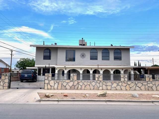 10240 Shenandoah Street, El Paso, TX 79924 (MLS #846825) :: The Matt Rice Group