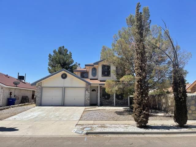 11608 Norman Montion Drive, El Paso, TX 79936 (MLS #846826) :: The Matt Rice Group