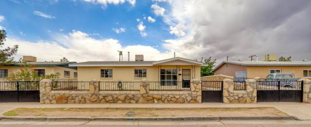 7333 Wilcox Drive, El Paso, TX 79915 (MLS #846827) :: Red Yucca Group