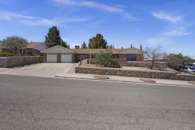 3313 Craigo Avenue, El Paso, TX 79904 (MLS #846828) :: Preferred Closing Specialists