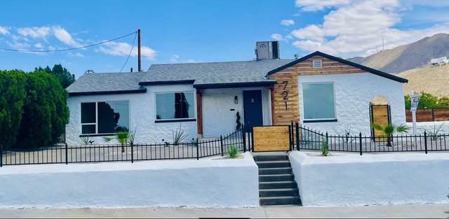 721 Mesita Drive, El Paso, TX 79902 (MLS #846830) :: The Purple House Real Estate Group