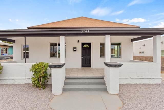 3704 Tularosa Avenue, El Paso, TX 79903 (MLS #846840) :: Summus Realty