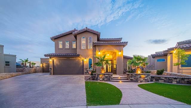 13184 Tiverton Road, Horizon City, TX 79928 (MLS #846861) :: Red Yucca Group