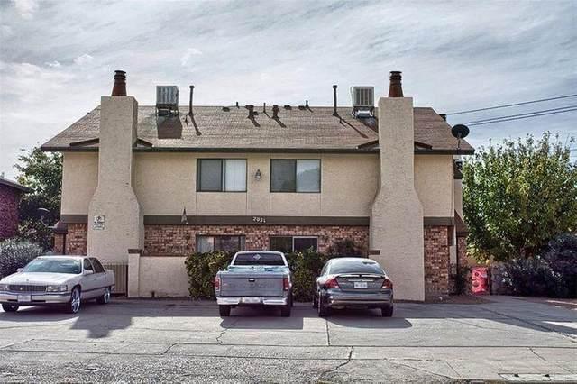 2031 Amy Sue Drive #4, El Paso, TX 79936 (MLS #846868) :: The Matt Rice Group