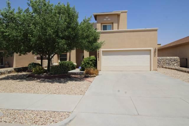 11532 Rafael Serna Lane, El Paso, TX 79934 (MLS #846869) :: The Matt Rice Group