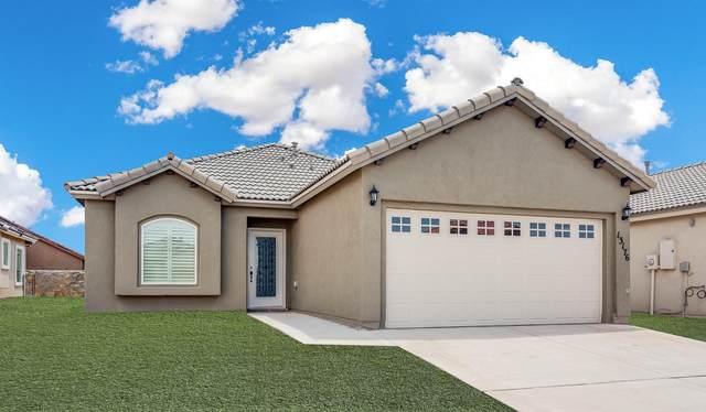 821 Coyote Melon Drive, Socorro, TX 79927 (MLS #846871) :: Jackie Stevens Real Estate Group