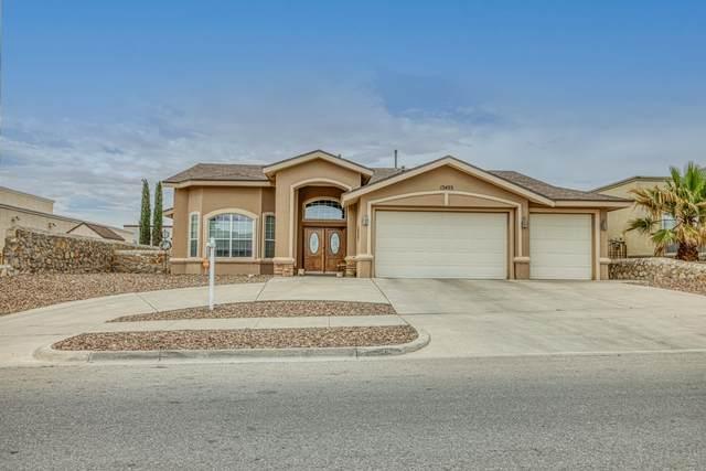 13433 Emerald Creek Drive, El Paso, TX 79928 (MLS #846894) :: Red Yucca Group