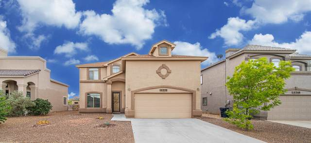 14370 N Cave Drive, El Paso, TX 79938 (MLS #846909) :: Mario Ayala Real Estate Group