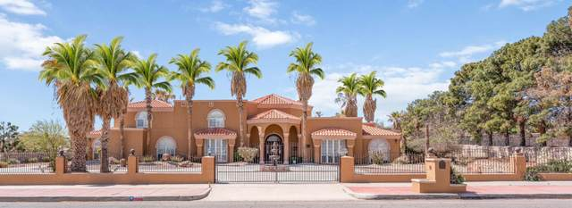12105 Double Jay Drive, El Paso, TX 79936 (MLS #846910) :: The Purple House Real Estate Group