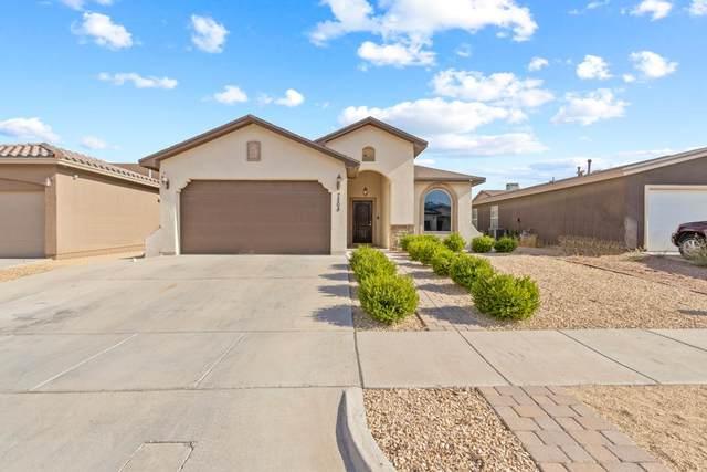 7208 Long Meadow Drive, El Paso, TX 79934 (MLS #846914) :: Preferred Closing Specialists