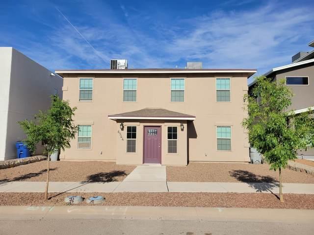 6544 Hoop Street A & B, El Paso, TX 79932 (MLS #846932) :: The Purple House Real Estate Group