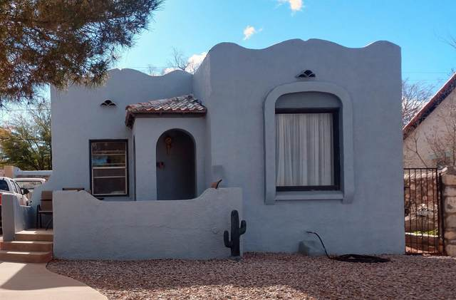 1130 Galloway Drive, El Paso, TX 79902 (MLS #846938) :: The Purple House Real Estate Group
