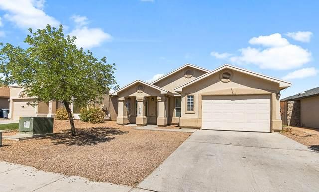 1850 Shreya Street, El Paso, TX 79938 (MLS #846942) :: Preferred Closing Specialists