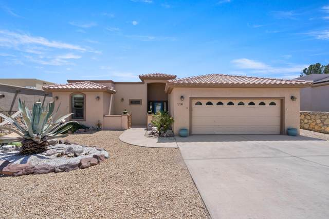 116 Apache Brave Street, Santa Teresa, NM 88008 (MLS #846953) :: Jackie Stevens Real Estate Group