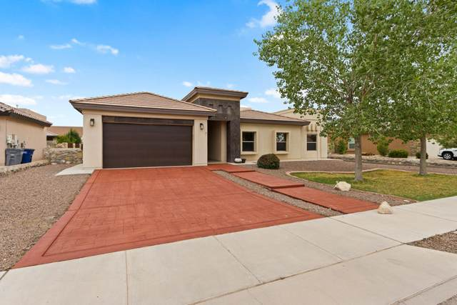 5616 Valley Oak Drive, El Paso, TX 79932 (MLS #846959) :: The Matt Rice Group
