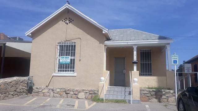 1517 E Missouri Avenue, El Paso, TX 79902 (MLS #846962) :: Preferred Closing Specialists