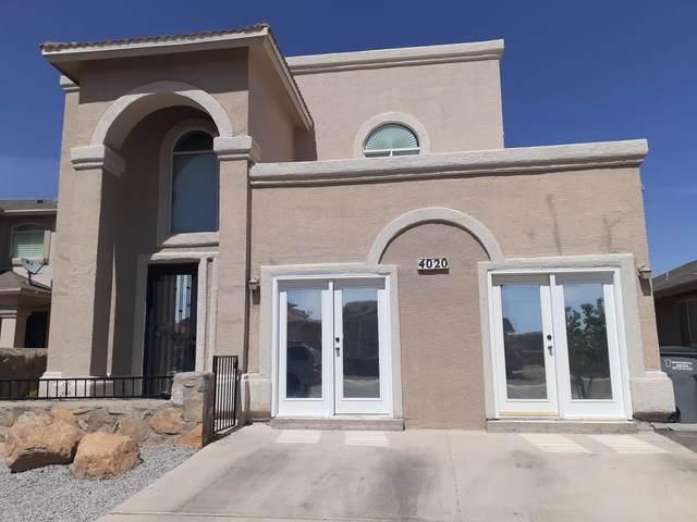 4020 Hueco Land Lane, El Paso, TX 79938 (MLS #846963) :: Preferred Closing Specialists
