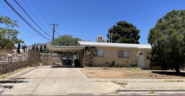 10005 Odessa Lane, El Paso, TX 79924 (MLS #846968) :: Preferred Closing Specialists