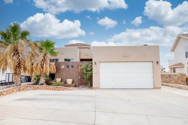 9905 Antonia Arco Court, El Paso, TX 79924 (MLS #846970) :: The Purple House Real Estate Group