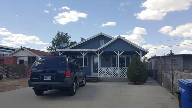 5433 Beacon Avenue, El Paso, TX 79905 (MLS #846978) :: Summus Realty