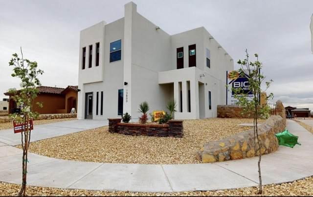 14932 Jack White Avenue, El Paso, TX 79938 (MLS #846979) :: Mario Ayala Real Estate Group