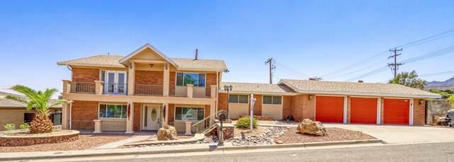 3300 Poquita Court, El Paso, TX 79904 (MLS #846995) :: Jackie Stevens Real Estate Group