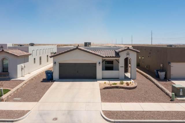 14176 Peyton Edwards Avenue, El Paso, TX 79938 (MLS #847006) :: Mario Ayala Real Estate Group