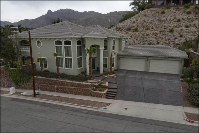 5700 Diamond Point Circle, El Paso, TX 79912 (MLS #847010) :: Mario Ayala Real Estate Group