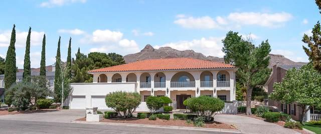 5866 Via Cuesta Drive, El Paso, TX 79912 (MLS #847013) :: Mario Ayala Real Estate Group