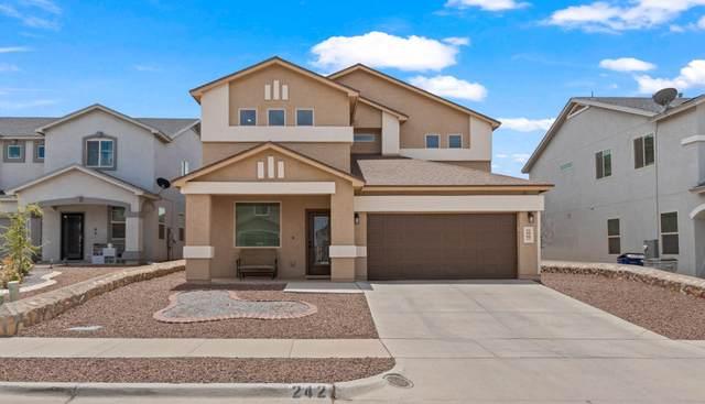 242 Gonzalo Circle, El Paso, TX 79932 (MLS #847016) :: The Matt Rice Group
