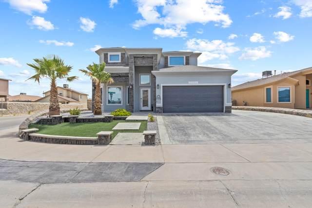 2236 Glitter Point, El Paso, TX 79938 (MLS #847027) :: Mario Ayala Real Estate Group