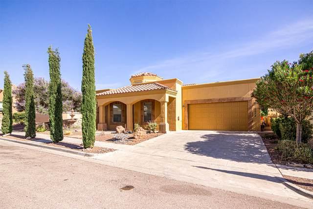 6632 Cabana Del Sol Drive, El Paso, TX 79911 (MLS #847030) :: The Matt Rice Group