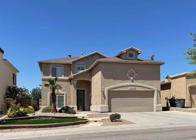 12428 Sombra Fuerte Drive, El Paso, TX 79938 (MLS #847038) :: Preferred Closing Specialists
